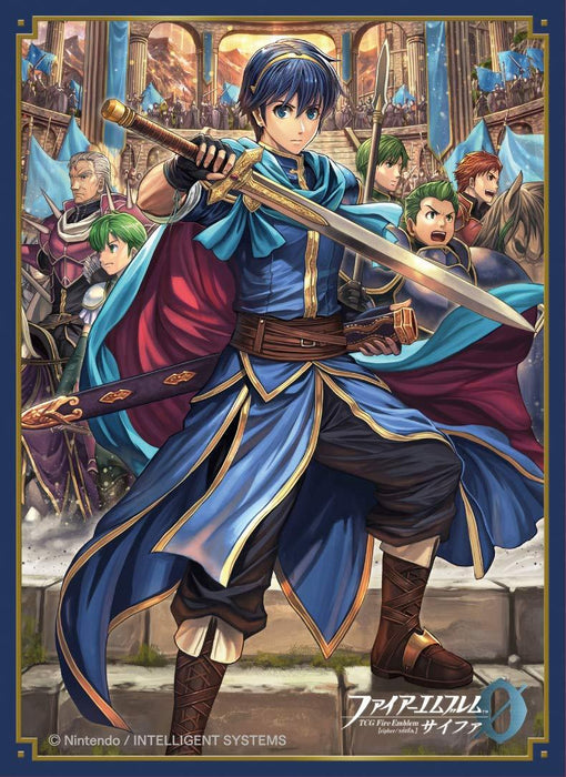 Fire Emblem 0 (Cipher) - Marth - Character Mat Sleeves No FE83