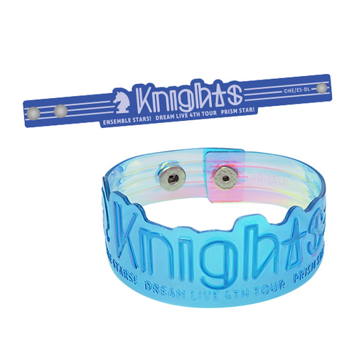 Ensemble Stars Dream Live 4th Tour Prism Star - Knights - Official Character Unit Wrist Band