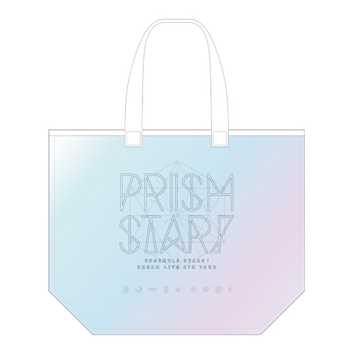 Ensemble Stars Dream Live 4th Tour Prism Star - Official Character Tote Ita Bag