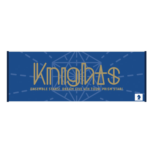 Ensemble Stars Dream Live 4th Tour Prism Star - Knights - Official Character Unit Towel
