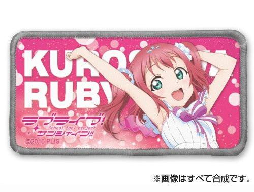 Love Live! Sunshine!! - Ruby - Cospa Removable Velcro Patch Wappen