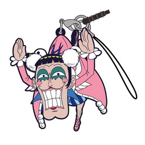 One Piece - Bon Kure - Cospa Pinch Tsumamare Phone Strap