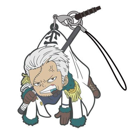 One Piece - Smoker - Pinch Tsumamare Phone Strap