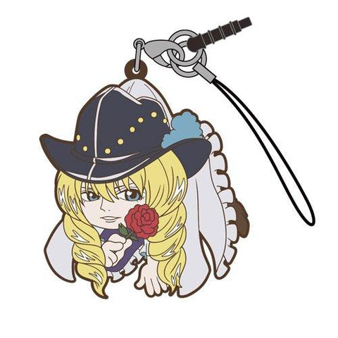 One Piece - Cavendish - Cospa Pinch Tsumamare Phone Strap