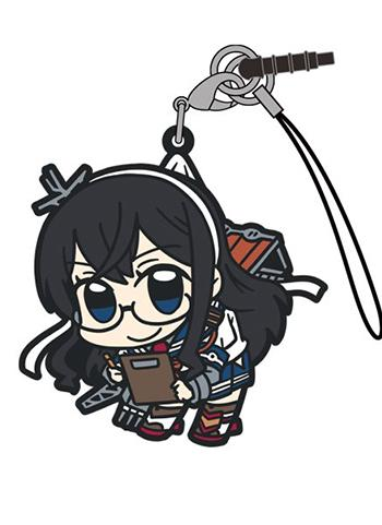 Kantai Collection KanColle - Oyodo Kai - Tsumamare Cospa Pinch Rubber Strap