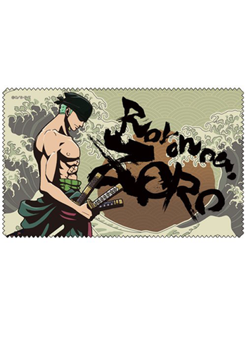 One Piece - Swordsman Zoro - Cospa Glasses Cleaner Cloth