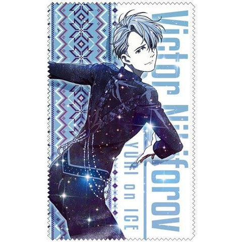 Yuri on Ice Victor Nikiforov - Cospa Glasses Cleaner Cloth