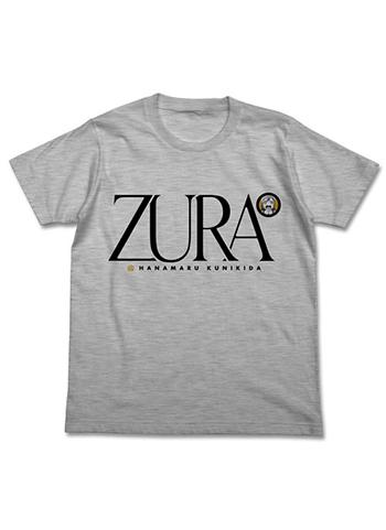 Love Live! Sunshine!! COSPA Hanamaru Zura Meme Gray Cotton T-shirt