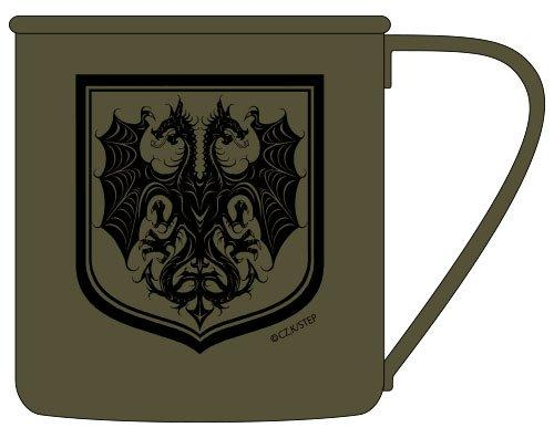 Saga of Tanya the Evil Empire - Metal Tin Mug Cup Cospa