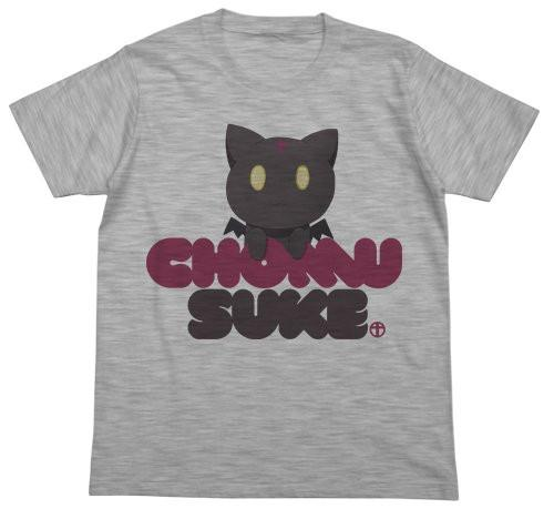 Konosuba - Chomusuke - Cospa Gray Cotton T-shirt