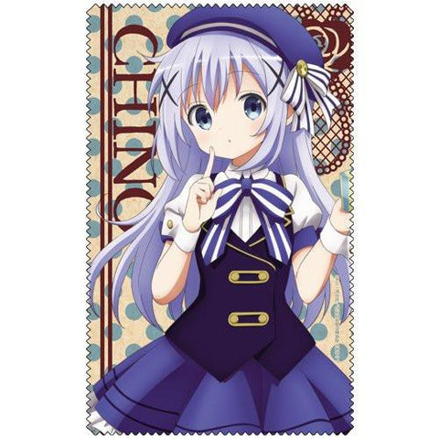 Is the Order a Rabbit? - Chino - Cospa Glasses Cleaner Cloth Renewal Ver.