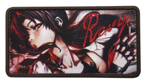 Black Lagoon Revy - Character Cospa Removable Velcro Patch Wappen
