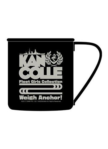 Kantai Collection KanColle Teitoku Only - Metal Tin Travel Mug Cup Cospa