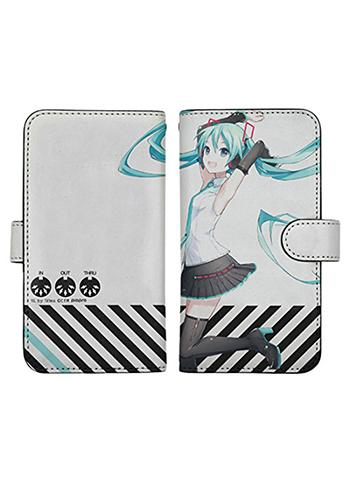 Vocaloid Hatsune Miku V4X - Cospa Smart Phone Case Book-style Protector