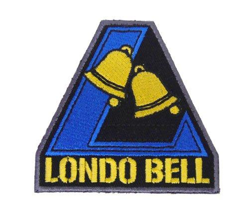Mobile Suit Gundam - UC Unicorn Londo Bell - Cospa Removable Velcro Patch Wappen