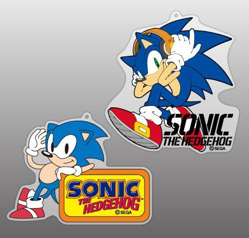Sonic The Hedgehog Tsumamare Rubber Strap   no figure New Japan Exclusive Cospa