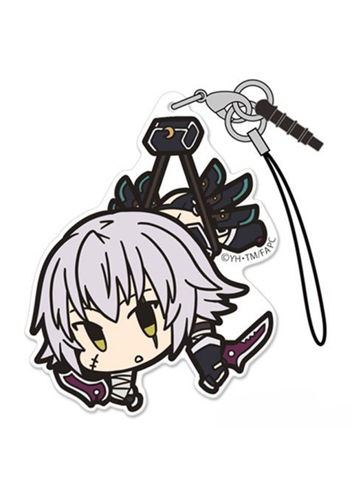 Fate/Apocrypha - Assassin of Black Jack the Ripper - Tsumamare Cospa Pinch Acrylic Strap