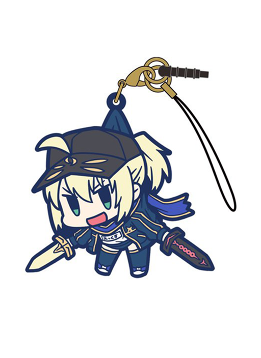 Fate Grand Order - Assassin Mysterious Heroine X MHX - Cospa Pinch Tsumamare Phone Strap