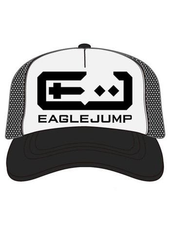 New Game!! Eagle Jump - Character Mesh Black Cap Hat Cospa