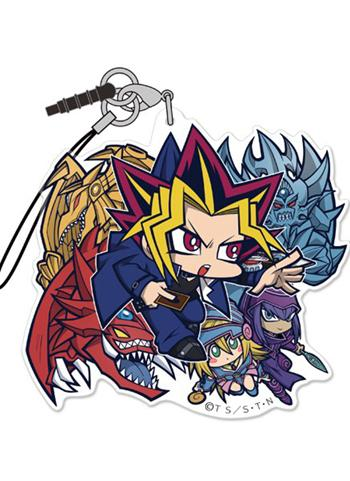 Yu-Gi-Oh! - Duel Monsters Yami Yugi - Character Tsumamare Cospa Pinch Acrylic Strap Fighting Ver.