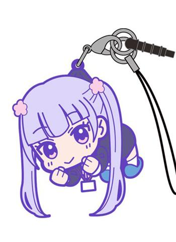 New Game!! - Aoba Suzukaze - Tsumamare Cospa Pinch Rubber Strap