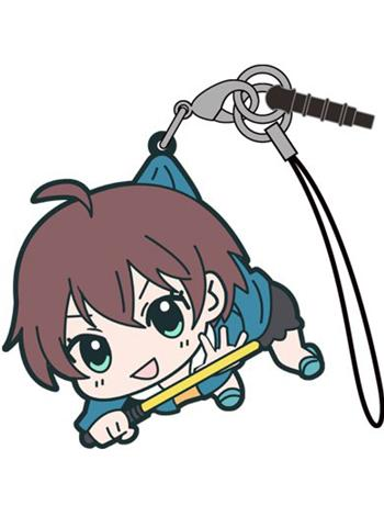 New Game!! - Hazime Shinoda - Tsumamare Cospa Pinch Rubber Strap
