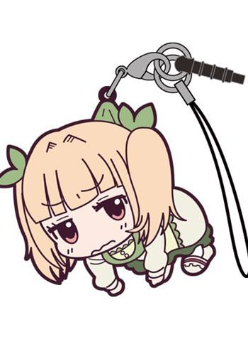 New Game!! - Yun Iizima - Tsumamare Cospa Pinch Rubber Strap