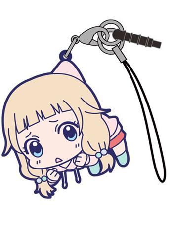 New Game!! - Nene Sakura - Tsumamare Cospa Pinch Rubber Strap