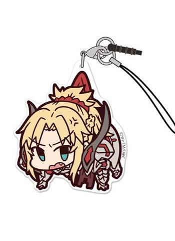 Fate/Apocrypha - Mordred Saber of Red - Tsumamare Cospa Pinch Acrylic Strap
