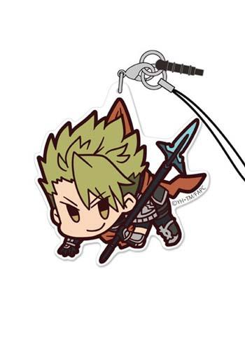 Fate/Apocrypha - Rider of Red Achilles - Tsumamare Cospa Pinch Acrylic Strap