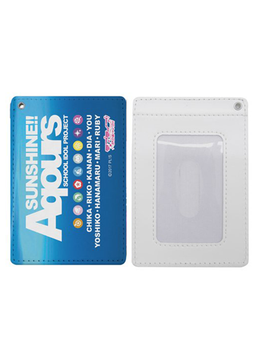 Love Live! Sunshine!! Aqours - COSPA Full Color Retractable Pass Case