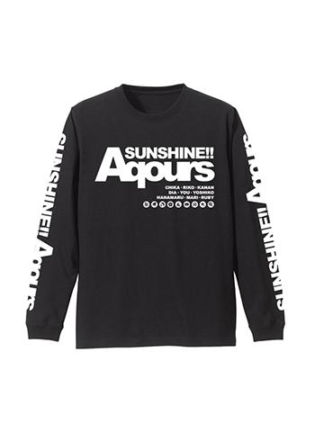 Love Live! Sunshine!! Aqours Character Cotton Cospa Sweatshirt Long Sleeves