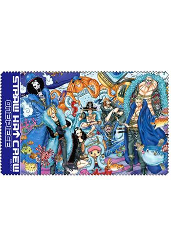 One Piece Straw Hat Crew - Cospa Microfiber Glasses Cleaner Cloth