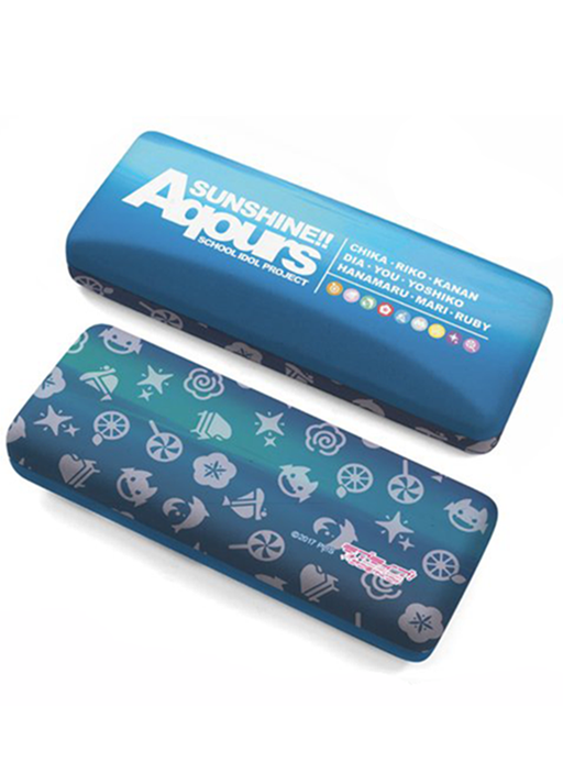 Love Live! Sunshine!! Aqours - Cospa Character Glasses Case