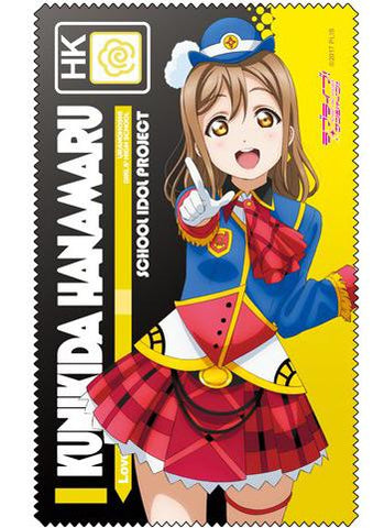 Love Live! Sunshine!! - Hanamaru Happy Party Train Ver. - Cospa Microfiber Glasses Cleaner Cloth