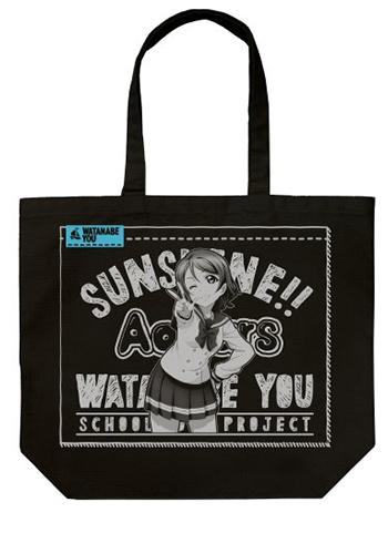 Love Live! Sunshine!! You - Character Large Shopper Shoulder Tote Bag Cospa