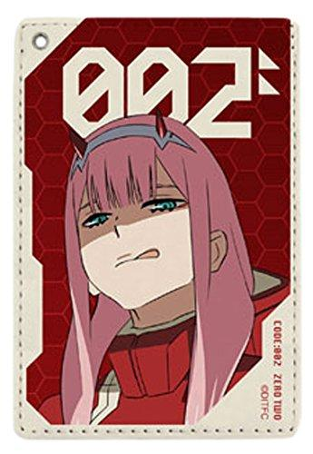 Darling in the FranXX Zero Two - COSPA Full Color Retractable Pass Case