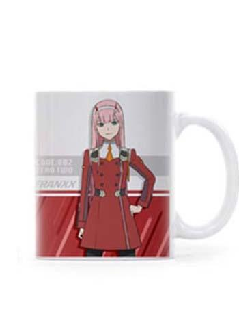 Darling in the FranXX - Zero Two - Cospa Full Color Character Mug