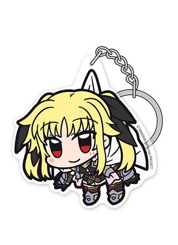Magical Girl Lyrical Nanoha Reflection Fate - Tsumamare Cospa Pinch Acrylic Key Chain