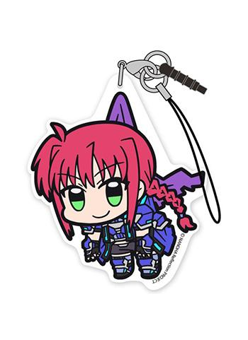 Magical Girl Lyrical Nanoha Reflection Amitie - Tsumamare Cospa Pinch Acrylic Strap