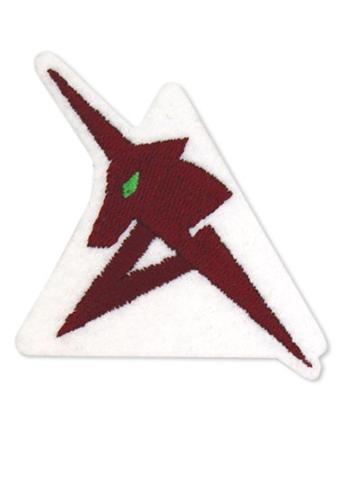 Gundam Char`s Counterattack Amuro Personal Mark - Cospa Removable Velcro Patch Wappen