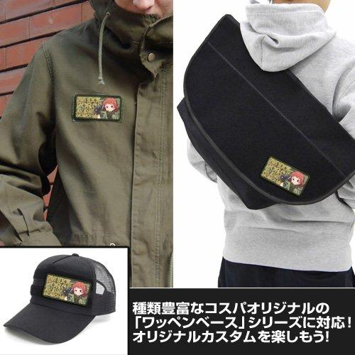 Idolmaster Million Live! Idol Force Akane Nonohara - Cospa Removable Velcro Patch Wappen