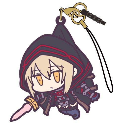 Fate/Grand Order Berserker/Mysterious Heroine X Alter Tsumamare Cospa Pinch Rubber Strap FGO