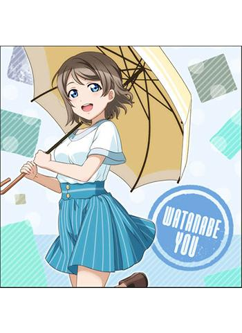 Love Live Sunshine!! You Watanabe Thanksgiving 2018 Ver. Character Cushion Cover Pillow Case