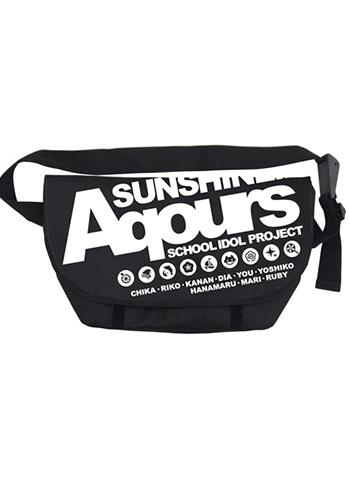 Love Live! Sunshine!! Aqours Character Messenger Bag