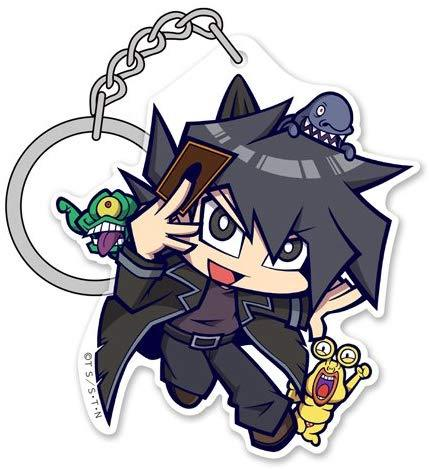 Yu-Gi-Oh! Duel Monsters GX - Jun Manjom - Tsumamare Cospa Pinch Acrylic Key Chain Mascot