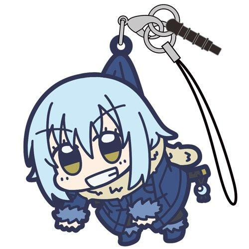 That Time I Got Reincarnated as a Slime, Rimuru Tempest Tsumamare Cospa Pinch Rubber Strap