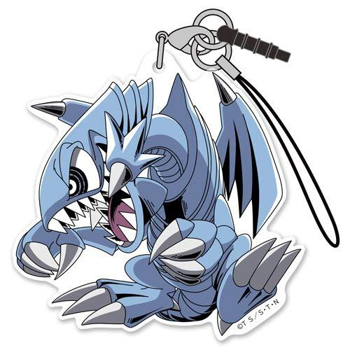 Yu-Gi-Oh! Duel Monsters Blue Eyes Toon Dragon - Tsumamare Cospa Pinch Acrylic Strap Mascot