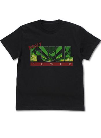 Dragon Ball Broly Full Power - Character Black T-shirt Cospa