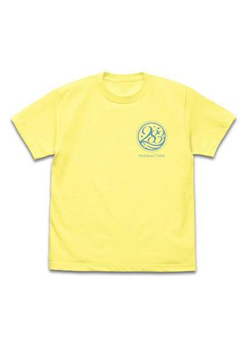 Idolmaster Shiny Colors 283 Production Illumination Stars - Character Yellow COSPA T-Shirt